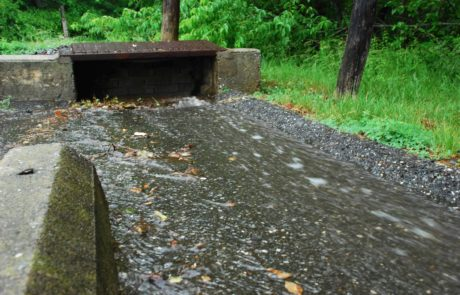 Stormwater Control in Lynchburg, Virginia