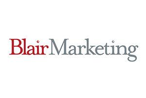 Blair Marketing logo